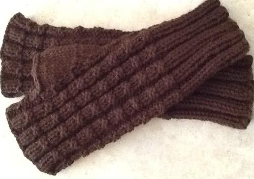 Man Hand Gloves